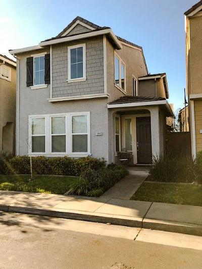 Rancho Cordova Single Family Home Contingent: 10950 Stourport Way