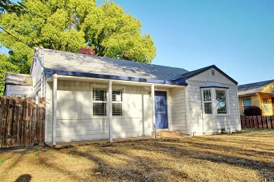 Manteca Single Family Home For Sale: 118 North Sherman Avenue