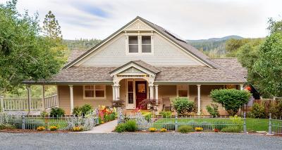 Nevada City Single Family Home For Sale: 11095 Beckville Road