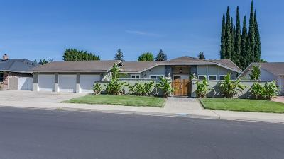 Modesto Single Family Home For Sale: 2609 Bridle Path Lane