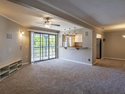 Citrus Heights Condo Pending Sale: 5829 San Juan Avenue #9