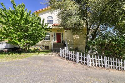 Mariposa County Single Family Home For Sale: 2832 East Westfall Road