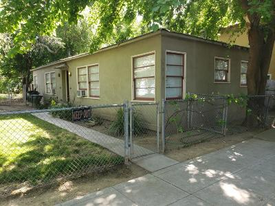 Sacramento Multi Family Home For Sale: 2816 D Street