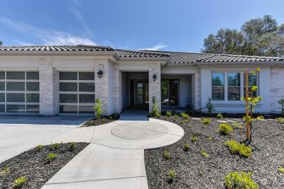 Granite Bay Single Family Home For Sale: 8139 Woodland Grove Place