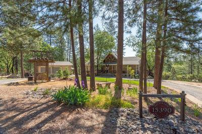 Sutter Creek Single Family Home For Sale: 15390 Rebel Road