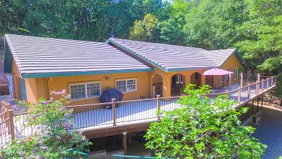Single Family Home For Sale: 6070 Manhattan Creek Road
