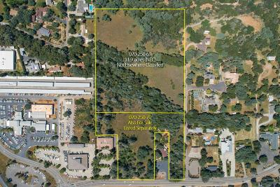 Shingle Springs Residential Lots & Land For Sale: 2544 Deelane Road