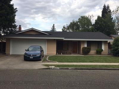 Merced Single Family Home For Sale: 3334 Bridal Veil Court