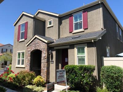 Roseville CA Single Family Home For Sale: $413,000