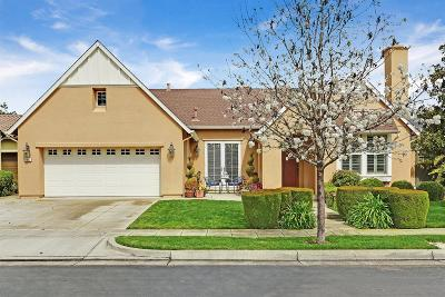 Tracy Single Family Home For Sale: 2807 Green Haven Drive