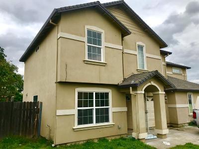 Sacramento County Multi Family Home For Sale: 3941 Belden Street