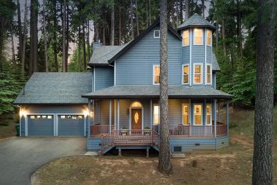 El Dorado County Single Family Home For Sale: 2524 Sherman Way