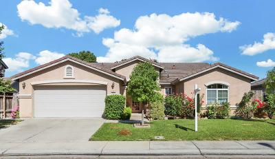 Stockton Single Family Home For Sale: 2415 Autumn Oak Place