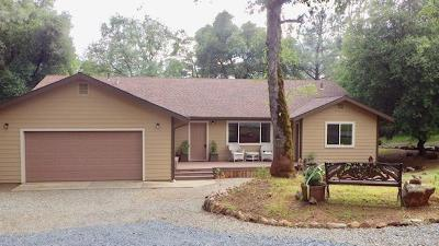 Placerville Single Family Home For Sale: 2898 Swansboro Road