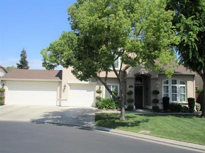Modesto Single Family Home For Sale: 1808 Ely Court
