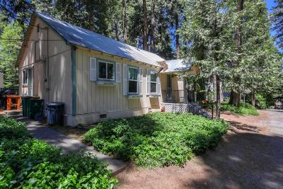 Pollock Pines Single Family Home For Sale: 2972 Oak Street