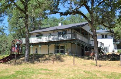 Coloma, Lotus Single Family Home For Sale: 6025 Clark Mountain Road