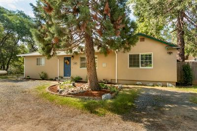 Placerville Single Family Home For Sale: 208 Amber Lane