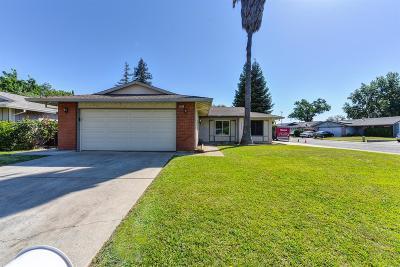 Citrus Heights Single Family Home Pending Sale: 7422 Mar Vista Way