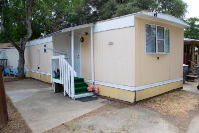 Granite Bay CA Single Family Home For Sale: $25,900
