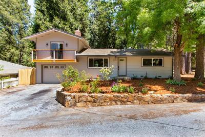 Camino Single Family Home For Sale: 2727 Cresta Verde Drive