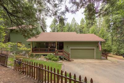 Pollock Pines Single Family Home For Sale: 6020 Chickaree Lane