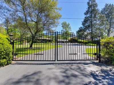 Granite Bay Single Family Home For Sale: 7995 Auburn Folsom Road