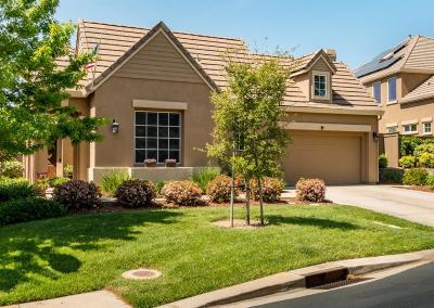 El Dorado Hills Single Family Home Contingent: 220 Tarquina Court