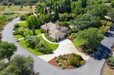 Granite Bay Single Family Home For Sale: 8185 Winterhawk Lane