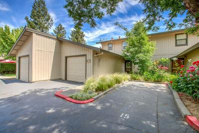 Davis CA Condo For Sale: $439,000