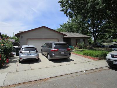 Modesto Single Family Home For Sale: 3217 Bella Way