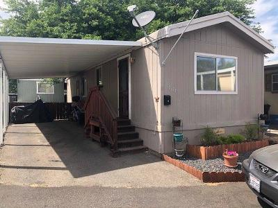 Sacramento Mobile/Manufactured For Sale: 10015 Ketcham Drive