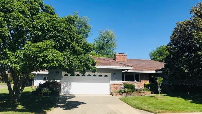 Carmichael Single Family Home Pending Sale: 4860 Tono Way