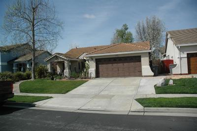 West Sacramento Single Family Home For Sale: 3110 Venice Street