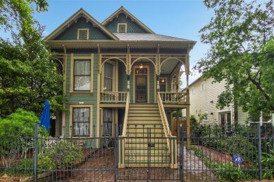 Sacramento Single Family Home Contingent: 1511 F Street