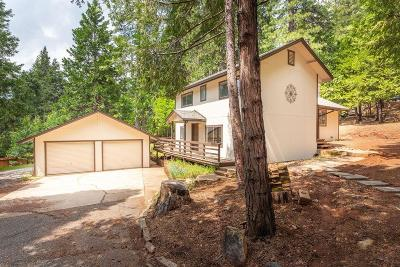 Pioneer Single Family Home For Sale: 16714 Meadow Vista Drive