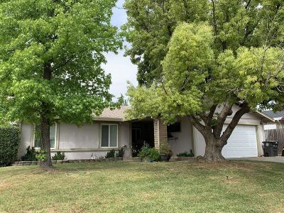 Citrus Heights Single Family Home For Sale: 8100 Glen Creek Way