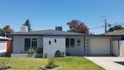 Lodi Single Family Home For Sale: 1807 Holly Drive