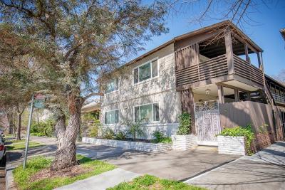 Sacramento Multi Family Home For Sale: 2615 H Street