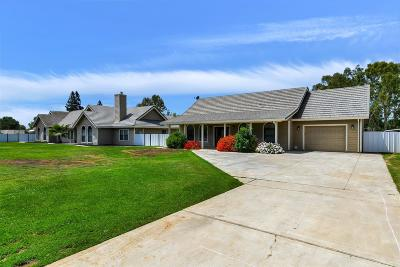 Elk Grove Single Family Home For Sale: 10336 Pleasant Grove School Road