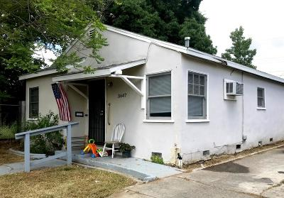Single Family Home For Sale: 3647 18th Avenue