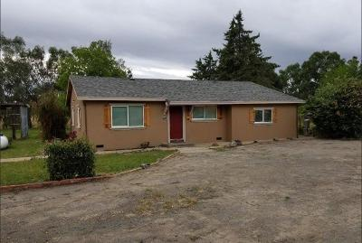 Yolo County Single Family Home For Sale: 18888 Possum Lane