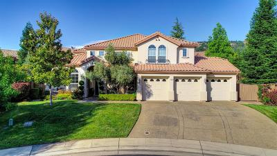 Folsom CA Single Family Home For Sale: $845,000