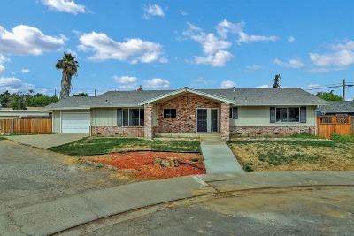 Modesto Single Family Home For Sale: 1725 Briarwood Drive