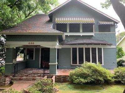 Modesto Single Family Home For Sale: 446 Olive Avenue