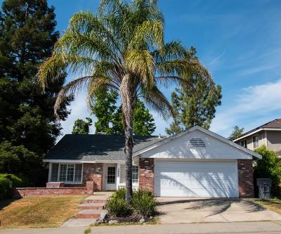 Rocklin Single Family Home For Sale: 3425 Cook Street