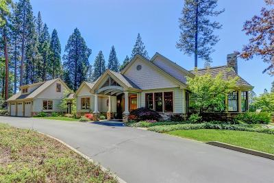 Nevada City Single Family Home For Sale: 10955 Northview Drive