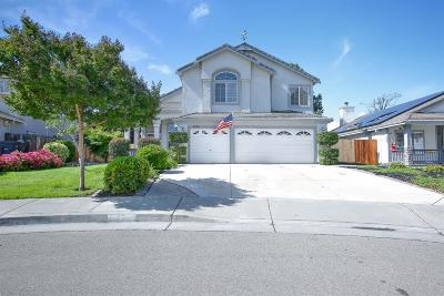 Tracy Single Family Home For Sale: 2056 Vivian Court #tracy
