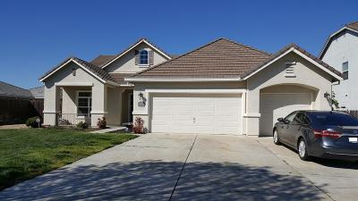 Manteca Single Family Home For Sale: 2261 Silverlace Place