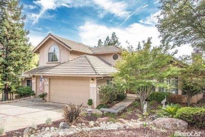 Rancho Murieta Single Family Home For Sale: 6565 Puerto Drive